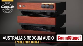 From Disco to Hi-Fi—REDGUM Audio's Ian Robinson Journey to Today - SoundStage! Talks (January 2021)