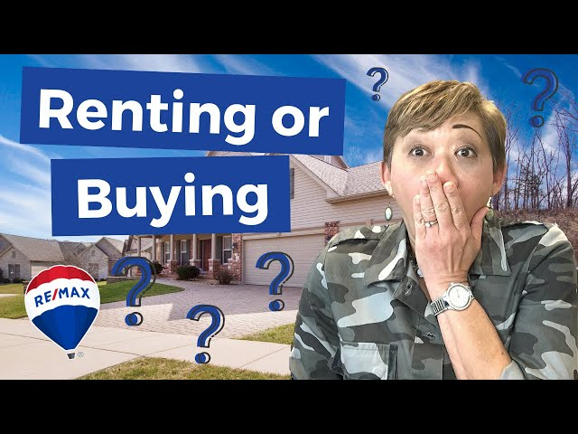 Renting or Buying? | Kasama Lee, Napa and Solano Counties Realtor