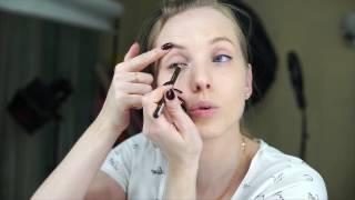 Как правильно рисовать стрелки ?! Eyeliner tutorial. Tips & tricks