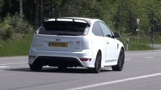 Ford Focus RS - Exhaust Notes!