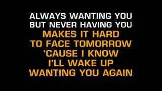 Merle Haggard Always Wanting You Karaoke