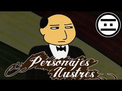 #NEGAS - Personajes Ilustres - Benito Juarez