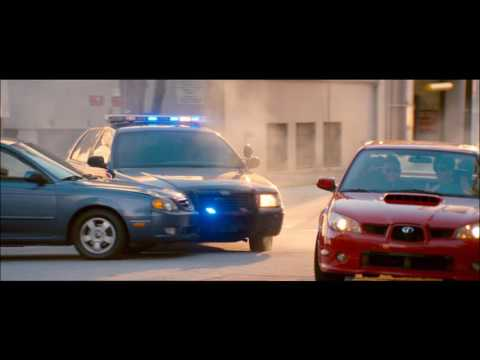 Baby Driver Movie Opening Scene | Only In Cinemas