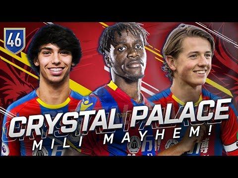 FIFA 19 CRYSTAL PALACE CAREER MODE 46 - MILIVOJEVIC THE NEW HERO LOL