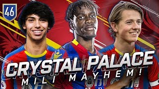 Baixar FIFA 19 CRYSTAL PALACE CAREER MODE #46 - MILIVOJEVIC THE NEW HERO LOL!!!