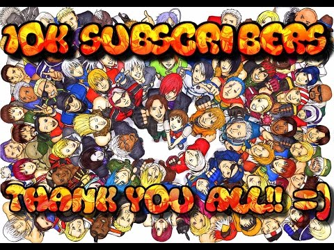 10K Subscribers [Special Video] Thank You ^^