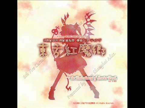 【作業用BGM】東方紅魔郷 ~ the Embodiment of Scarlet Devil【原曲メドレー】