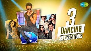 3 Dancing Recreations | Mungda | Disco Dancer 2.0 | Rafta Rafta | Tiger Shroff | Sonakshi Sinha