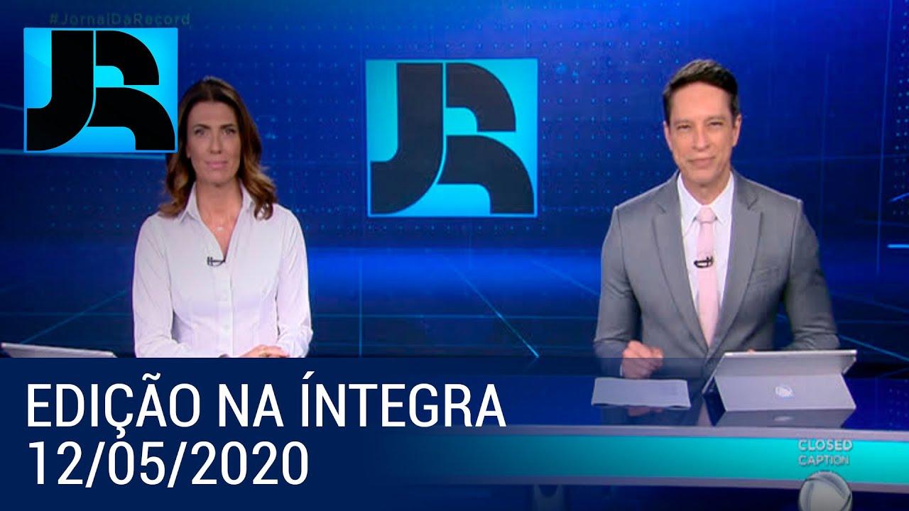 Download Assista à íntegra do Jornal da Record | 12/05/2020