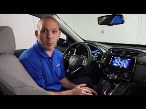 2017 Honda CR-V Tips & Tricks: Customizable Display Audio Screen