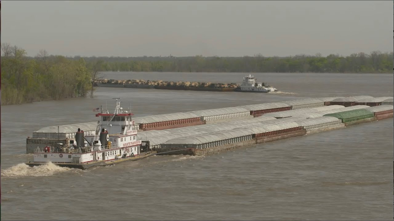MPB Gets to Work in Logistics: Hinds Barge Deck Hand Training