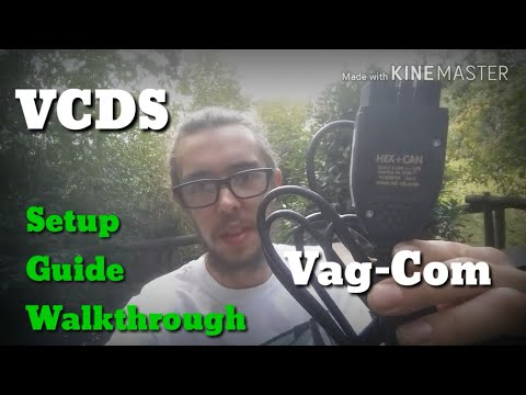 Vagcom VCDS  Why You Need It In Your Life - Setup / Guide / Walkthrough / Demo