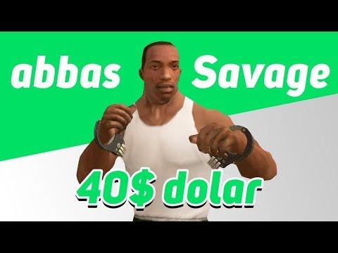 abbas savage - 0.44 dolar