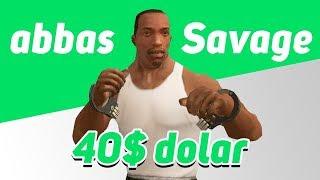 abbas savage - 0.44 dolar Resimi