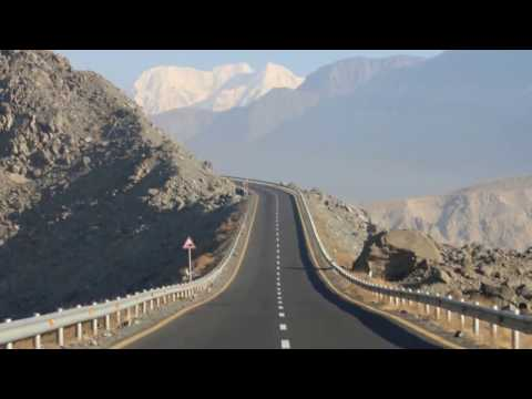 Tour de Hunza and Karakoram Highway