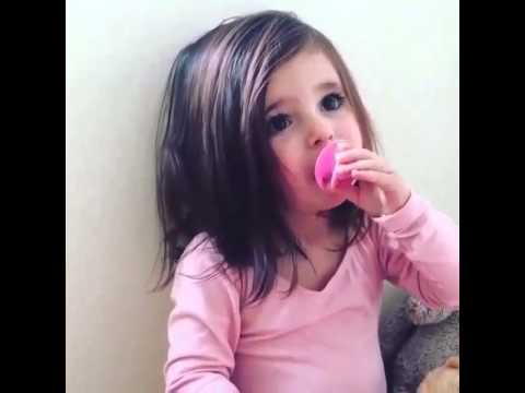 Cute baby .. I want a sister!