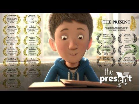 Подарок короткометражный мультфильм