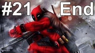 Deadpool Gameplay Walkthrough Part 21 No Commentary