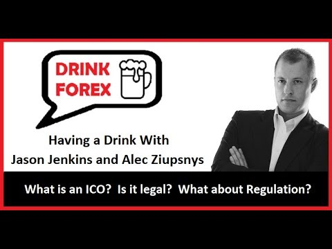 What is an ICO? Is it Legal? What about Regulation? - Jason Jenkins and Alec Ziupsnys Interview