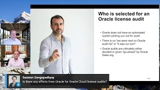Why Oracle audits in the cloud is even worse then on premise