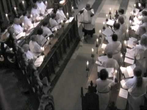 Canterbury Singers - Norwich Cathedral  - Magnificat in E minor - Sowerby