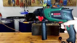 Drill Bosch UniversalImpact 800 TEST!!!
