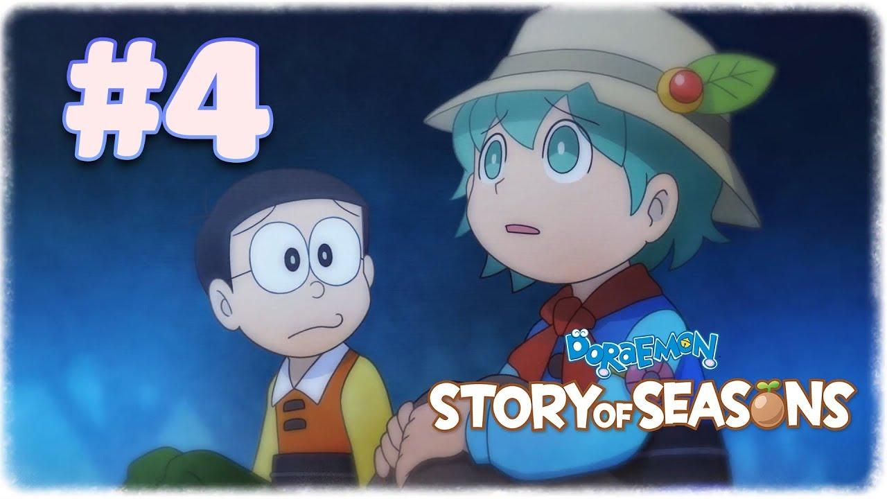 Doraemon Story Of Seasons - Game ngày càng cuốn hút!  #Tập 4