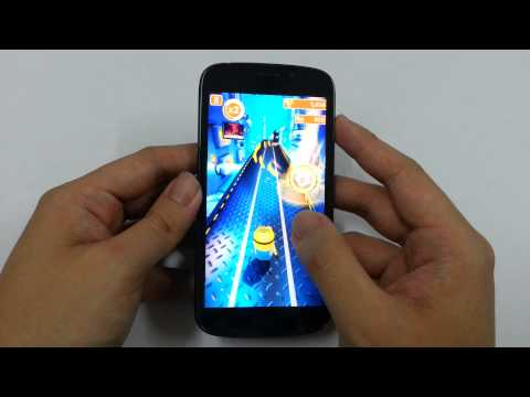 [Gameplay] Despicable Me Minion Rush on U9 X1 i9480: Gameplay of Despicable Me Minion Rush by gameloft on Ninetology U9 X1 i9480.  Game available at: https://play.google.com/store/apps/details?id=com.gameloft.android.ANMP.GloftDMHM