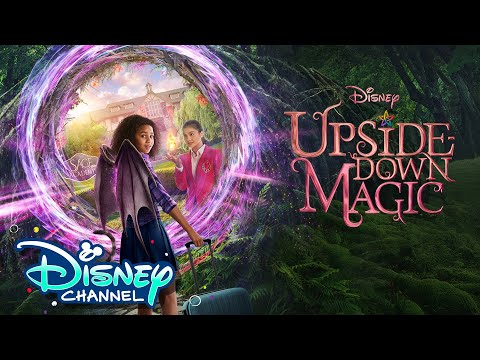 Official Trailer 🎥 | Upside-Down Magic | Disney Channel
