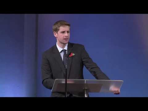 Prison Ministry Conference 2013: Christian Guy, Centre for Social Justice