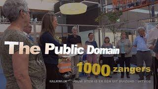 Wienen zingt Public Domain