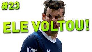 O CRAQUE VOLTOU PRO TOTTENHAM!! ⚡️ | Modo Carreira #23 Tottenham