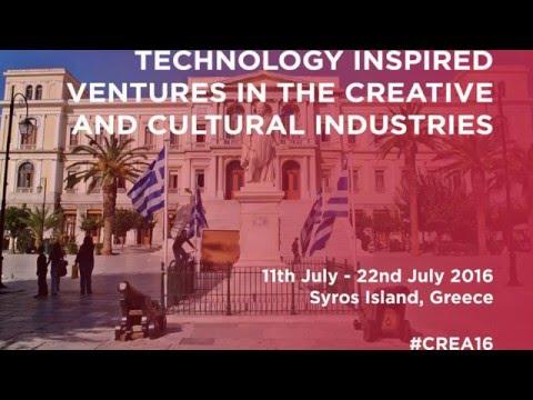 CREA - summer academy 11-22 July2016 @Syros