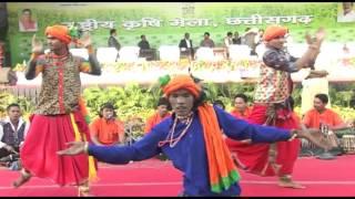Tola Gada Gada Johar - Mor Pirohil - Live Stage Program - Chhattisgarhi Folk Song