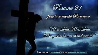 Psaume 21 -