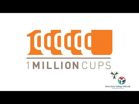 1 Million Cups First Meeting in Oklahoma City