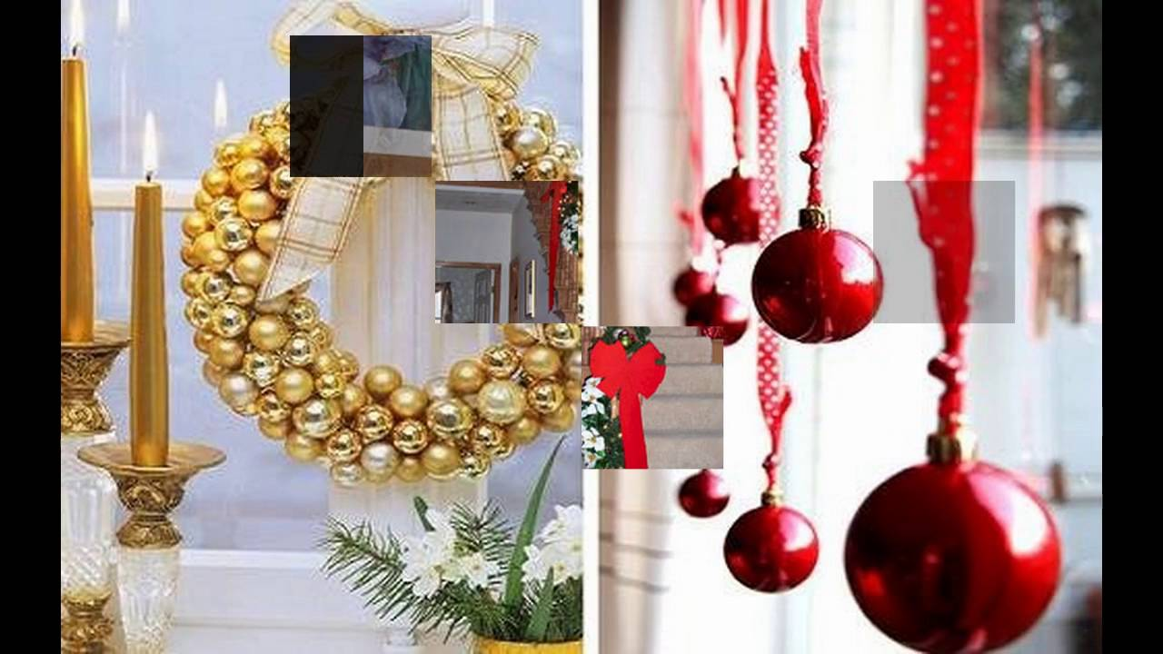 Ideas de decoraci n de navidad en casa youtube for Paginas de ideas de decoracion