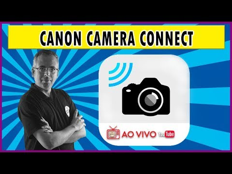 Canon Camera Connect - Respondendo dúvidas dos inscritos