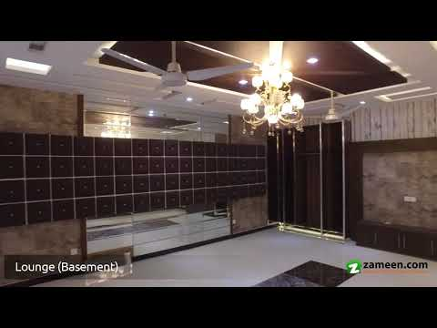 1 KANAL BRAND NEW BUNGALOW FOR SALE IN BLOCK J PHASE 6 DHA LAHORE