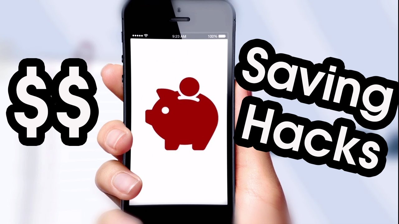 Image result for Money-Saving Tech Hacks