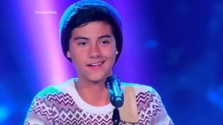 Nicolás cantó Thinking out loud de E. Sheeran y A. Wadge – LVK Col – Rescates – Cap 40 – T2 thumbnail