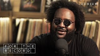 Bas Talks New Album 'Spilled Milk' & Dreamville Recording Sessions | For The Record