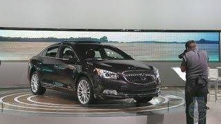 2014 Buick LaCrosse - 2013 New York Auto Show