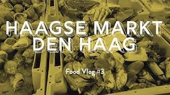 40.000 Besuchern pro Tag der Haagse Markt ist der größte Wochenmarkt der Niederlande (Den Haag)