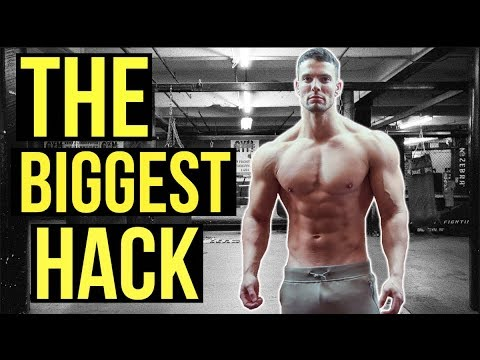 MY #1 HACK TO BUILD MUSCLE FAST & NATURAL | JON VENUS
