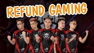 Refund Gaming Chụp Ảnh Team, Cùng Xem Rambo, Pino, FunkyM, Djchip, Mixi Tạo Dáng.