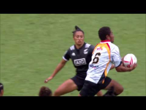 World Rugby Women's Sevens Series Qualifier 2017 teams - Papua New Guinea