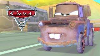 Jogo Carros 2 com Mate em Invasão de Porto Corsa - PC Gameplay