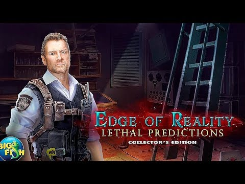 Hidden Object - Edge of Reality: Lethal Prediction Gameplay