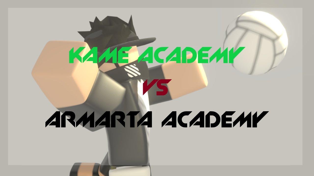 Kame Academy Vs Armarta Academy 1 Volleyball Academy Match Highlights Youtube